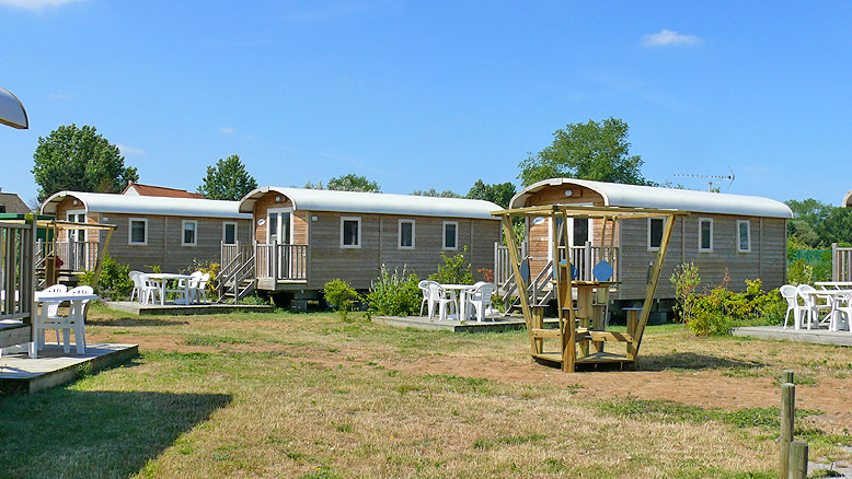 Camping rang du fliers LOrée du Bois étoiles terrain de  ~ Camping Loree Du Bois
